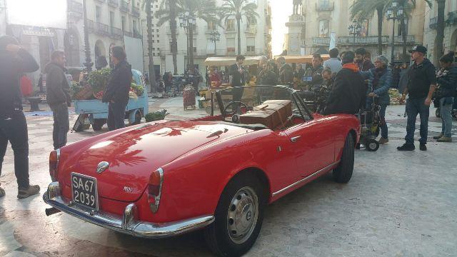 costa cruceros making of shakira alfa romeo giulia alquiler classic car picture vehicles vehiculos de escena tyreaction barcel1