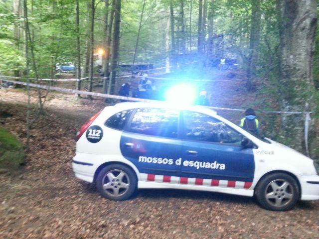 alquiler coche mossos esquadra tyreaction vehiculos escena se quien eres making off
