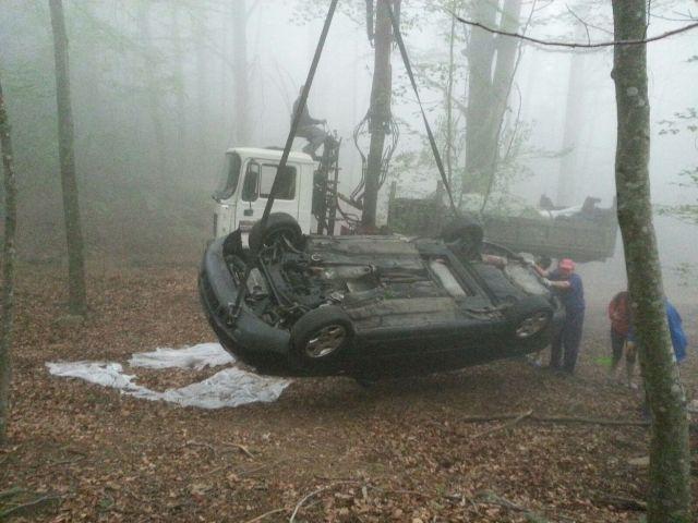 tyreaction vehiculos escena se quien eres making off