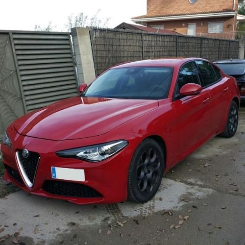 P0044 Alfa Romeo Giulieta