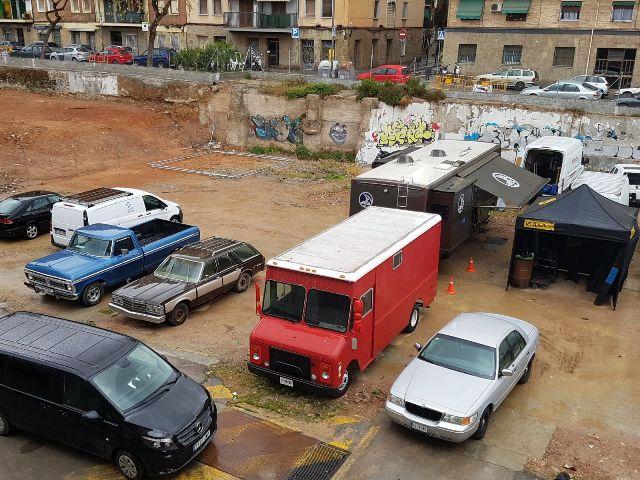 shakira videoclip me enamoré tyreaction vehículos de escena making of 11