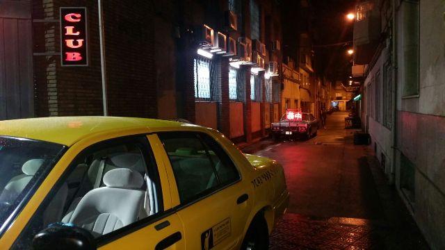 tyreaction alquiler taxi nyc vehiculos de escena heineken benicio del toro 8