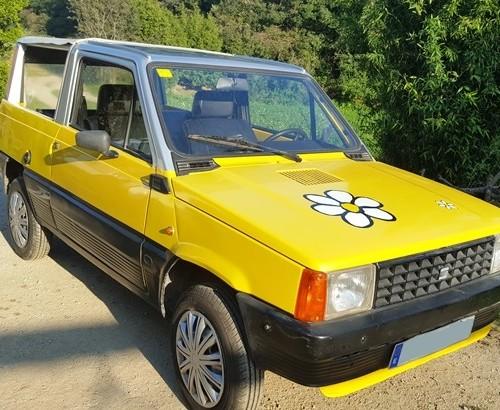 10552 Seat Panda Cabrio frontal