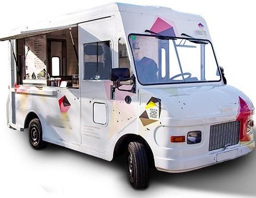 10558 Alquiler citroen Food Truck