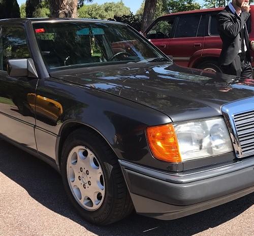 10561 Alquiler Mercedes 250 E