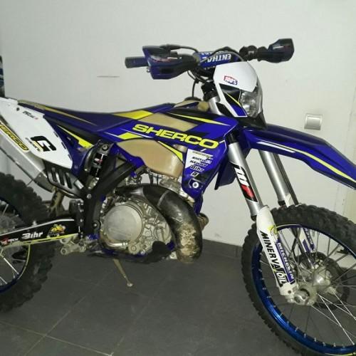 10580.8 Alquiler Sherco azul