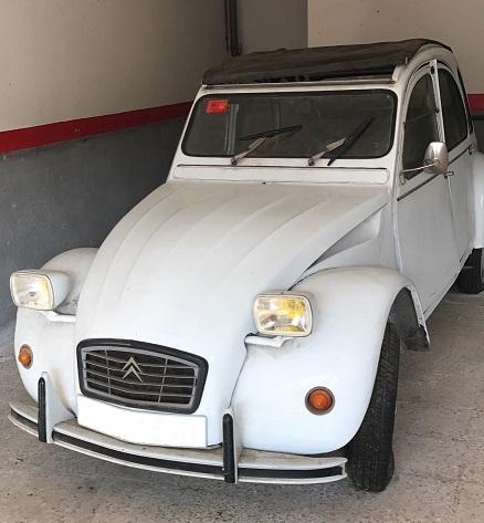 P0044 Renault 2cv