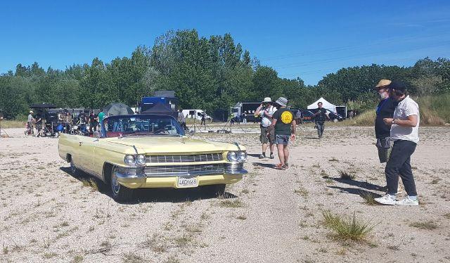tyreaction anuncio estrella damm 2017 peter dinklager cadillac el dorado vehiculos de escena 1 dodge charger 23