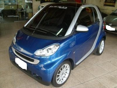 10588 Alquiler Smart Fortwo azul
