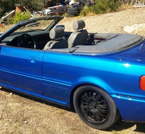 10591.8 Alquier Audi 80 cabrio azul
