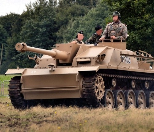 PM152 Alquiler tanque Carro de combate guerra tyreaction Stug