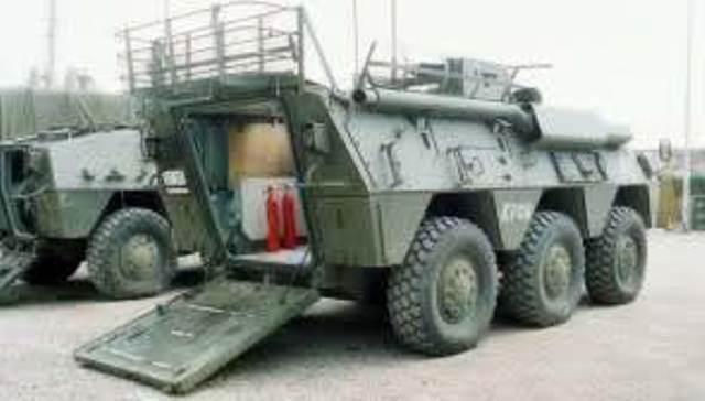 alquiler tanqueta tanque militar BMR guerra vehiculos de escena peliculas tyreaction barcelona 4