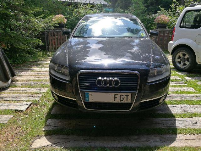 p0057 Audi A6 front 2006
