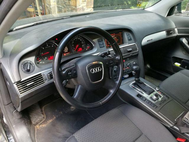 p0057 Audi A6 int 2006