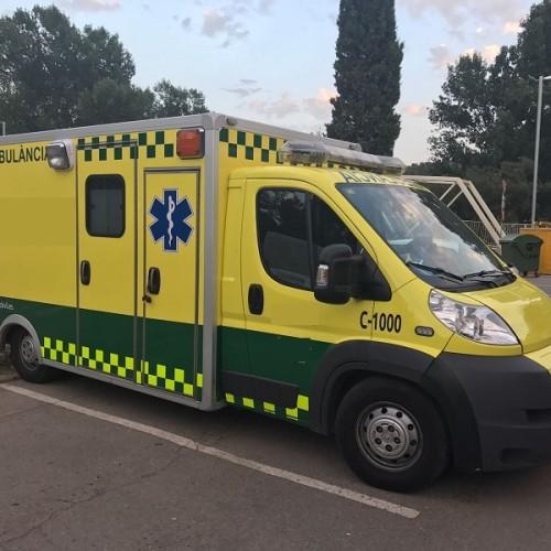 P0055 Ambulancia americana