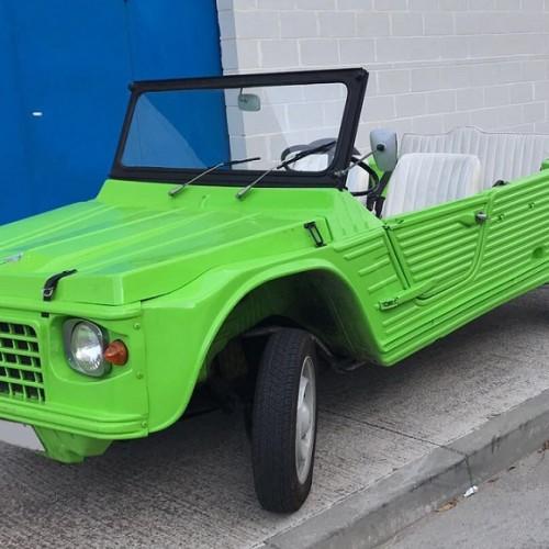 10448 Alquiler Citroen Mehari color verde