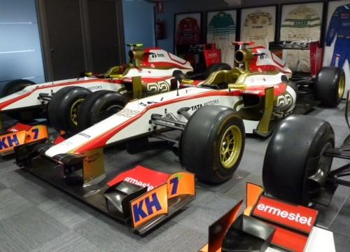 P0161 Alquiler Formula 1