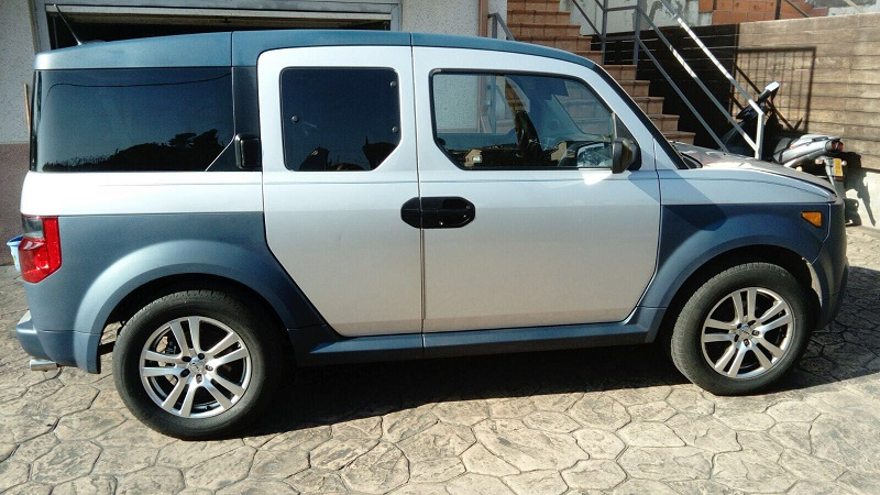 10628 Alquiler honda element lateral