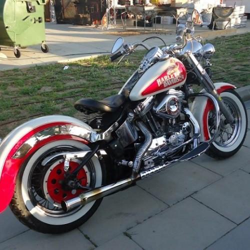 10635 Alquiler Harley Davison Sporster 883