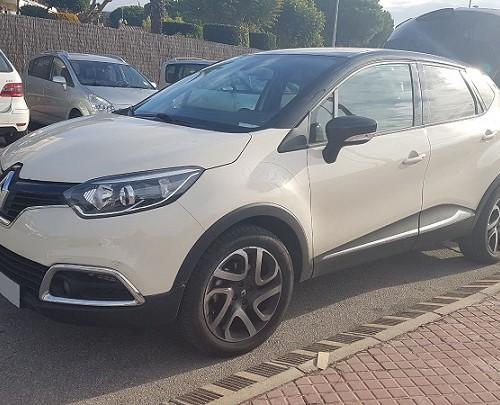 10645 Renault Captur blanco frontal