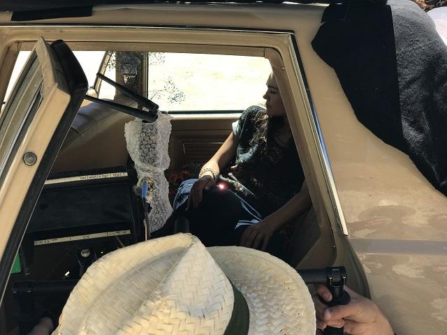 vehiculos de escena alquiler coche americano anuncio desigual precision driver tyreaction 4
