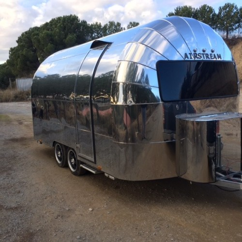10647 Airstream Foodturck lat For rent Prop Action Picture Vehicles in Spain Barcelona Madrid