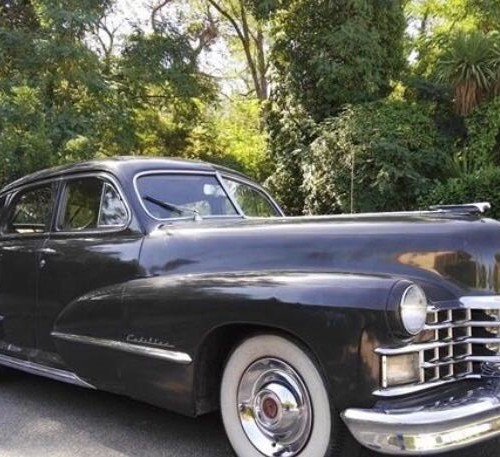 10648.2 Alquiler Cadillac Fletwood 1947 lat For rent Prop Action Picture Vehicles in Spain Barelona Madrid