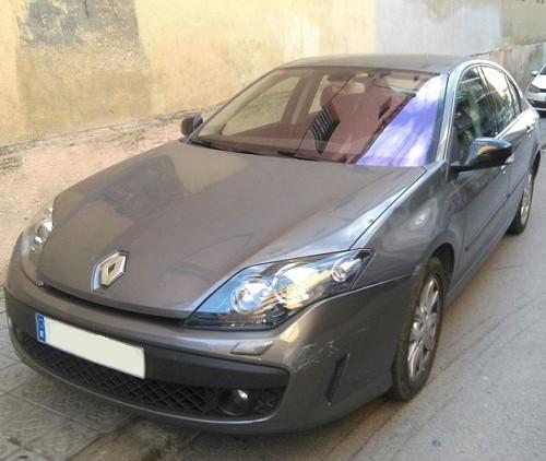 P0044 Renault Laguna gris front