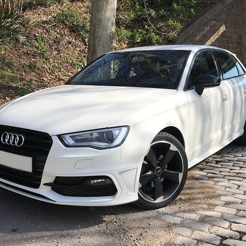 10661 Alquiler Audi a3 blanco