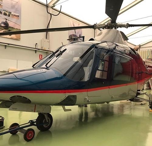 p0169 alquiler helicoptero barcelona tyreaction Augusta A 109