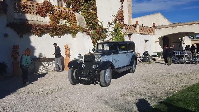 making of vehículos de escena rodaje picasso genius natgeo alquiler coches de epoca historicos  para peliculas tyreaction hispano suiza pablo