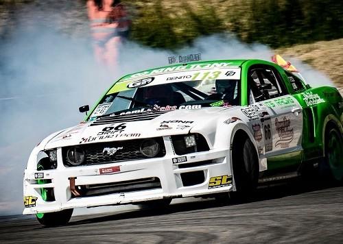 p0055 tyreaction alquiler mustang drift coche carreras peliculas