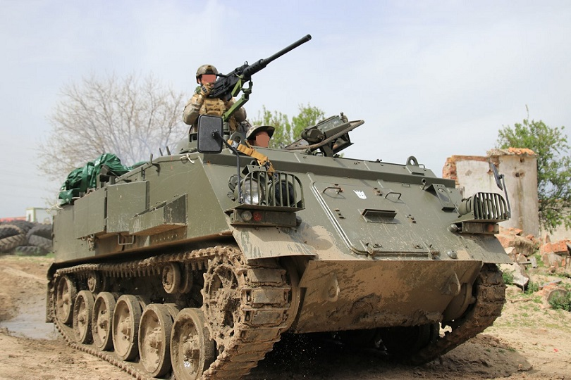 M002 Alquiler tanqueTanqueta militar ejercito pelicula anuncio tyreaction barcelona madrid 4