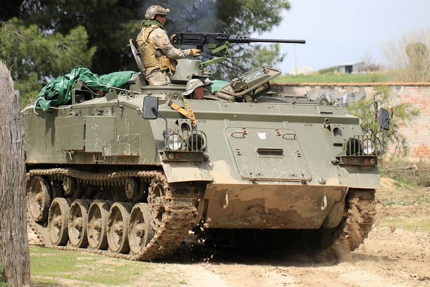 M002 Alquiler tanqueTanqueta militar ejercito pelicula anuncio tyreaction barcelona madrid 5