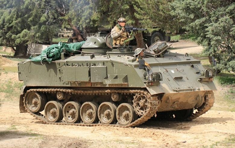 M002 Alquiler tanqueTanqueta militar ejercito pelicula anuncio tyreaction barcelona madrid 6