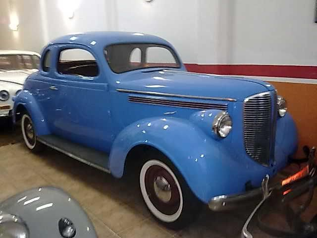 P0035 Alquiler Dodge 1938 For rent Prop Action Picture Vehicles in Spain