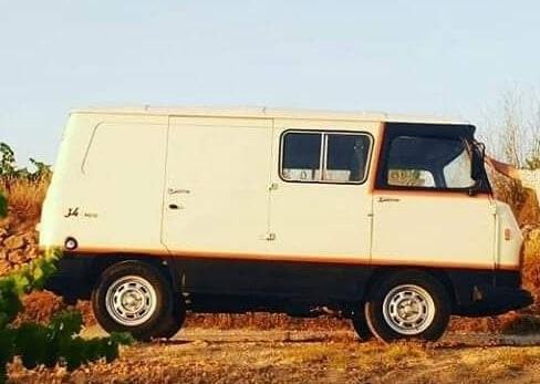 P0035 Alquiler Pegaso Sava 1975