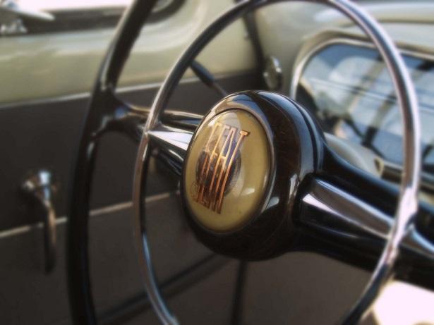 P0181 Seat 1400 B Especial 1958 Crema interior