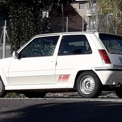 P0044 Alquiler Renault 5 gr turbo blanco fase 2
