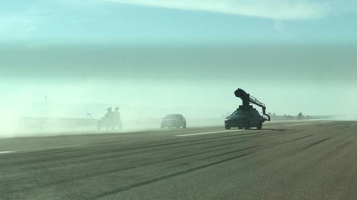 tyreation alquiler coche clasico bmw isetta russian arm anuncio toyota corolla  vehiculos de escena cine publicidad 2