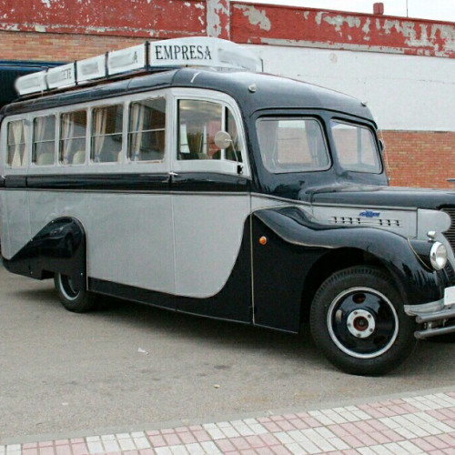 PA0004-Alquiler-Chevrolet-gris-1938 For rent Prop Action Picture Vehicles in Spain