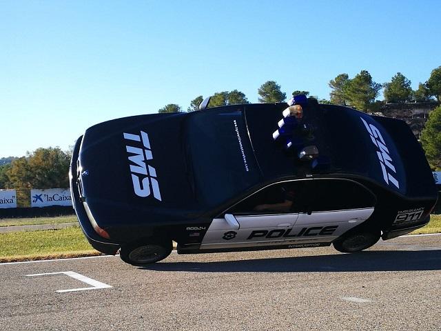 Tyreaction curso especialistas de cine coche a dos ruedas