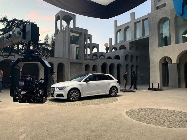 tyreaction vehículos de escena servicios carcare nuevo anuncio audi a3 2019 10