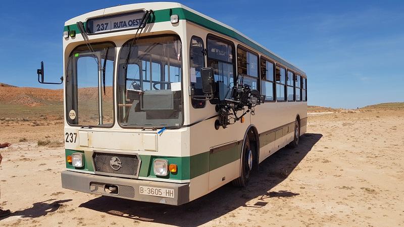 tyreaction service vision Making of rodaje aitana y lola indigo me quedo alquiler camaracar  scorpio arm pursuit rent a classic bus españa 13