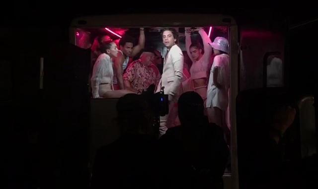 tyreaction alquiler foodtruck heladeria icecream videoclip mika chevrolet stepvan #icecream #icecreamvideo #mikainstagram vehiculos de escena picture vehicles rent furgon 3