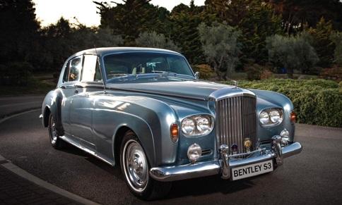 p0103 Alquiler Bentley S3 continental 1963 historico vehículos de escena tyreaction