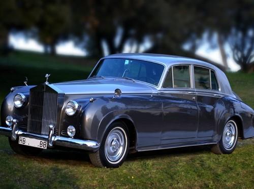 p0103 Alquiler Rolls Royce Silver cloud historico vehículos de escena tyreaction