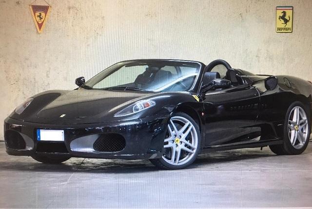 P0050 Ferrari F430 negro