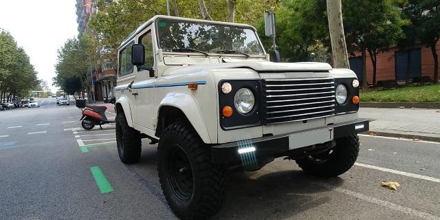 P0156 Range Rover Classic