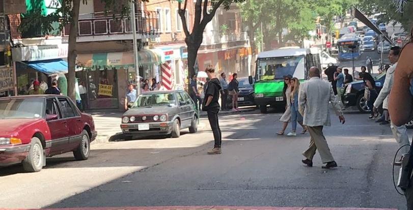 tyreaction picture vehicles terminator arnold schwarzenegger sarah connor dark fate destino oscuro cadillac escalade vehiculos de escena making of 7
